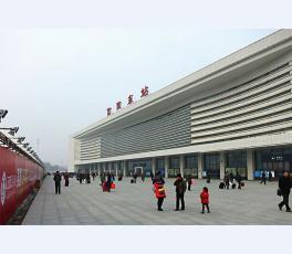 信阳市高铁东站铝千亿体育官方网站项目